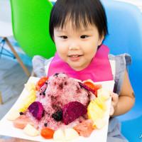 台中市美食 餐廳 飲料、甜品 剉冰、豆花 小豬滾雪花 照片