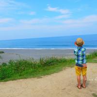 花蓮縣休閒旅遊 景點 海邊港口 牛山•呼庭 照片