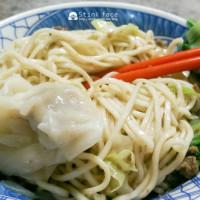 台南市美食 餐廳 中式料理 麵食點心 金鳳陽春麵 照片