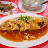 桃園市美食 餐廳 中式料理 熱炒、快炒 高平海產店(永安漁港) 照片