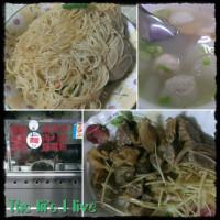 嘉義市美食 餐廳 中式料理 小吃 民權路炒麵 照片