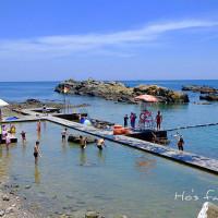 新北市休閒旅遊 景點 海邊港口 龍洞海洋公園 照片