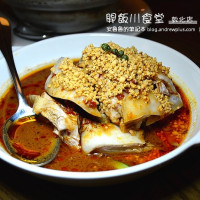 台北市美食 餐廳 中式料理 川菜 開飯川食堂(敦化店) 照片