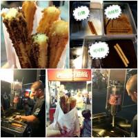 桃園市美食 餐廳 異國料理 西班牙油條 CHURROS 照片