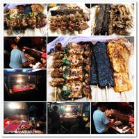 桃園市美食 餐廳 餐廳燒烤 串燒 無名碳烤攤車 照片