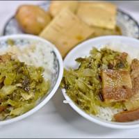 台北市美食 餐廳 中式料理 小吃 黃家酸菜滷肉飯 照片