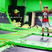 台北市休閒旅遊 運動休閒 運動休閒其他 Flip Out–Taipei 彈翻床 照片
