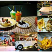 台北市美食 餐廳 異國料理 義式料理 PS BUBU汽車主題餐廳 照片