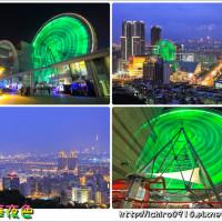 台北市休閒旅遊 景點 景點其他 劍南山夜景 照片