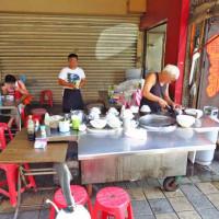 台北市美食 餐廳 中式料理 小吃 廣州街鮮魚湯 照片
