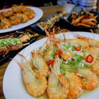 台北市美食 餐廳 餐廳燒烤 串燒 燒蝦居酒屋 照片