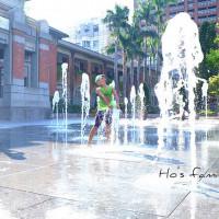 新竹市休閒旅遊 景點 景點其他 新竹市政府廣場噴水池 照片