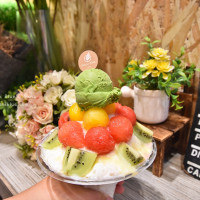 台中市美食 餐廳 飲料、甜品 冰淇淋、優格店 Senza Fine 夏妃創意餐飲 照片