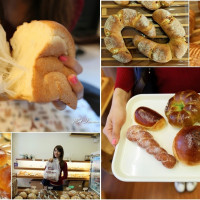 台南市美食 餐廳 烘焙 麵包坊 咿吉麵包坊 照片