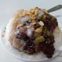 苗栗縣美食 餐廳 飲料、甜品 剉冰、豆花 建成冰菓室 照片