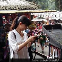 南投縣休閒旅遊 景點 主題樂園 溪頭妖怪村 照片