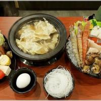 台中市美食 餐廳 火鍋 沙茶、石頭火鍋 萬客什鍋青海店 照片