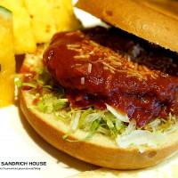 台北市美食 餐廳 異國料理 美式料理 THE SANDRICH HOUSE 照片