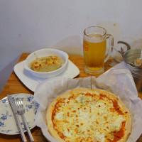 Raku在手在小酒館 Hand on the pizza pic_id=2689714