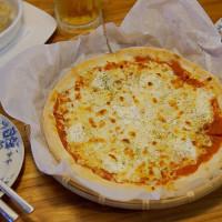 Raku在手在小酒館 Hand on the pizza pic_id=2689711