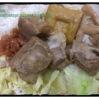 嘉義市美食 餐廳 中式料理 小吃 阿亮Q排~古早味小排骨飯 照片