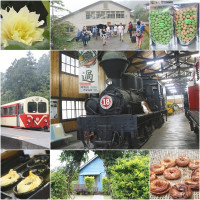 嘉義縣休閒旅遊 景點 景點其他 奮起湖火車展示館 照片