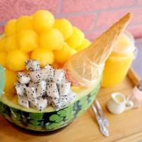 新北市美食 餐廳 飲料、甜品 剉冰、豆花 古早味旺來冰店 照片