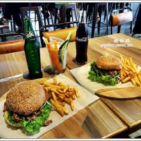 高雄市美食 餐廳 異國料理 美式料理 台鋁漢堡 照片