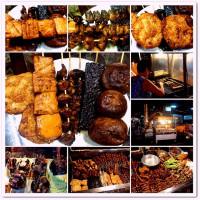 桃園市美食 餐廳 中式料理 小吃 桃園大廟後無名碳烤攤 照片