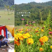 台北市休閒旅遊 景點 公園 山水綠生態公園 照片