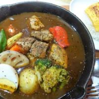 台北市美食 餐廳 異國料理 日式料理 銀兔湯咖哩 照片