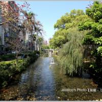 新竹市休閒旅遊 景點 公園 護城河親水公園 照片