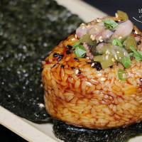 新北市美食 餐廳 餐廳燒烤 串燒 濠野 海鮮烤物 照片
