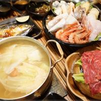 新北市美食 餐廳 火鍋 涮涮鍋 堂口涮涮鍋.串燒 照片
