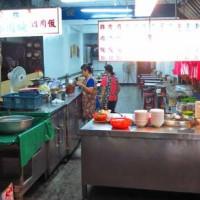 台北市美食 攤販 台式小吃 社子正老牌北港赤肉羹 照片