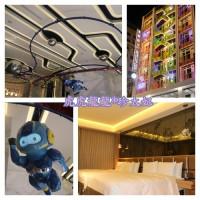 台中市休閒旅遊 住宿 商務旅館 星動銀河旅店 照片