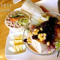 台中市美食 餐廳 異國料理 日式料理 目覺咖啡 照片