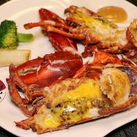 台北市美食 餐廳 餐廳燒烤 鐵板燒 百家樂精緻鐵板燒 照片