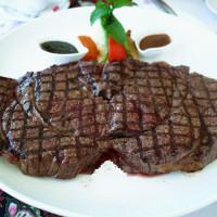 新北市美食 餐廳 異國料理 美式料理 Rib Eye 樂岩庭園西餐 照片