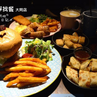 台北市美食 餐廳 速食 早餐速食店 歐浮找餐(大同店) 照片