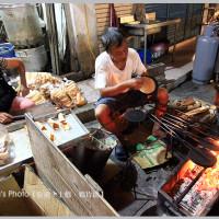 金門縣美食 攤販 甜點、糕餅 手工碳烤蛋捲 照片
