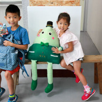 彰化縣休閒旅遊 景點 觀光工廠 北斗麻糬冰粽發明館 照片