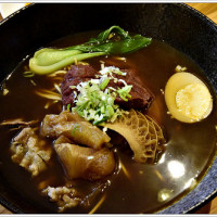 台北市美食 餐廳 中式料理 總裁牛肉麵 照片