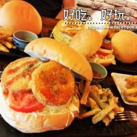 台南市美食 餐廳 速食 漢堡、炸雞速食店 大俠愛吃漢堡包-國賓 照片