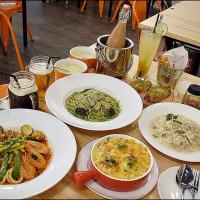台中市美食 餐廳 異國料理 亞丁尼義式麵屋一中店 照片