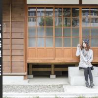 台中市休閒旅遊 景點 古蹟寺廟 清水公學校日式宿舍群 照片