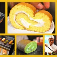 台北市美食 餐廳 烘焙 蛋糕西點 堂島スウィーツ 照片