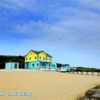 澎湖縣休閒旅遊 景點 海邊港口 北海遊客中心 照片