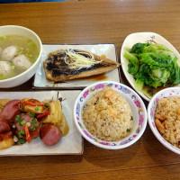 台中市美食 餐廳 中式料理 鱻味蝦仁飯虱目魚肚粥 照片