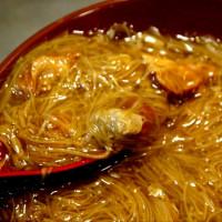 台中市美食 餐廳 中式料理 小吃 傳家麻辣麵線 照片